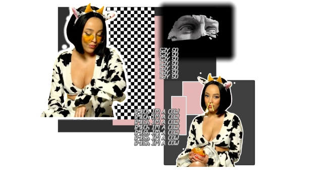 """Doja Cat"" by Neveah Carr"